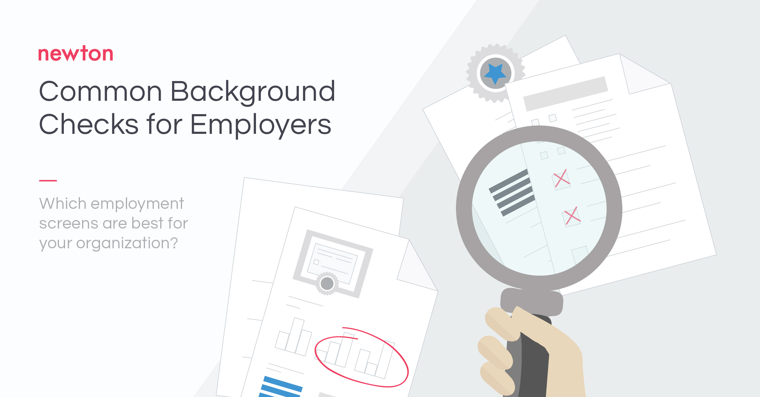 Do Employers Check Resume Most Common Background Checks For Employers Newton Software