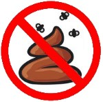 Clean up your dog poop