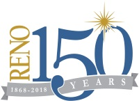Reno 150 sesquicentennial birthday celebration, Nevada, NV