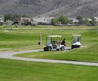 Rosewood Lakes Golf Course, Reno, Nevada