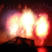 4th of July fireworks, Reno, Lake Tahoe, Nevada