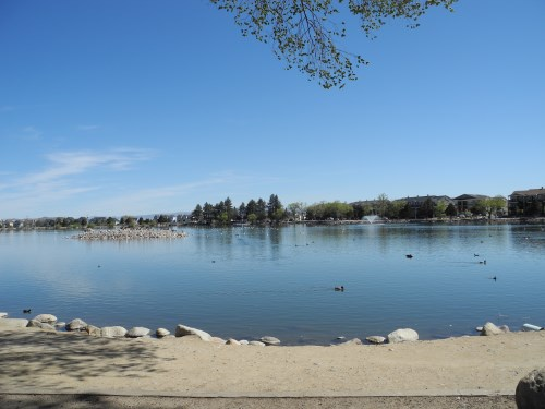 Virginia Lake Park, Reno, Nevada, NV