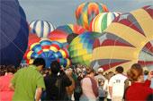 Great Reno Balloon Race, Reno, Nevada, NV