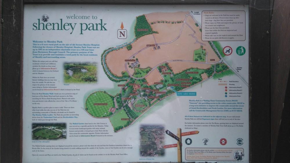 Shenley Park