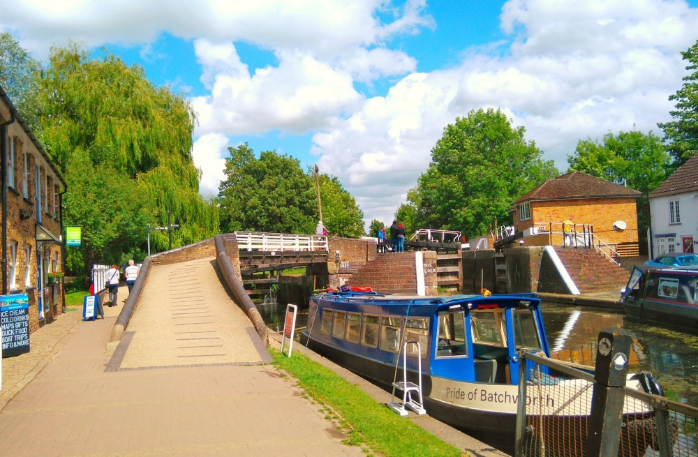 Batchworth Lock