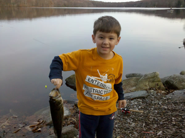 Youth Fishing