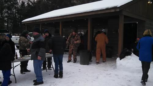 2015 Ice Fishing Tournament