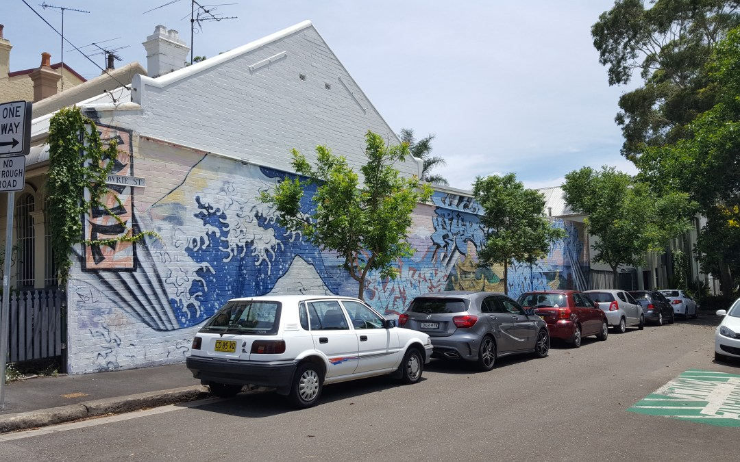 Munni Gowrie Street Art Graffiti