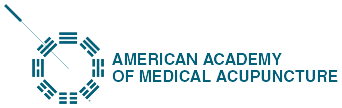 American Academy for medical Acupuncture Logo