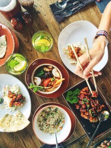 Eating Out. Top 10 tips for travelling on a low FODMAPs diet
