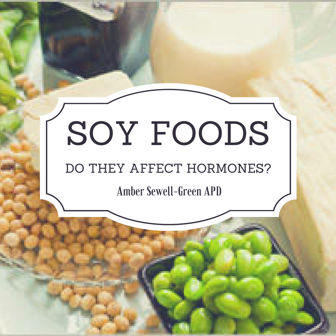 Does soy make you grow breasts