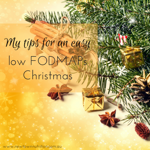 low FODMAPs Christmas tips