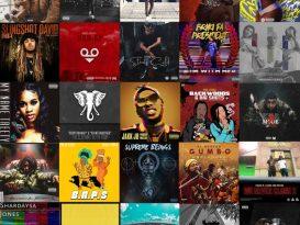 top 25 projects nola