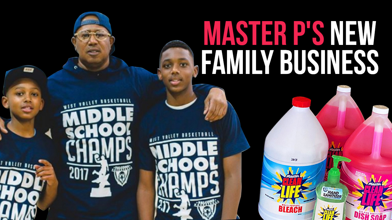 Master P's Two Sons Hercy and Mercy's New Business Is Going To ...