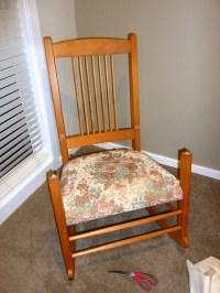 Get outta yer rocking chair Grandma