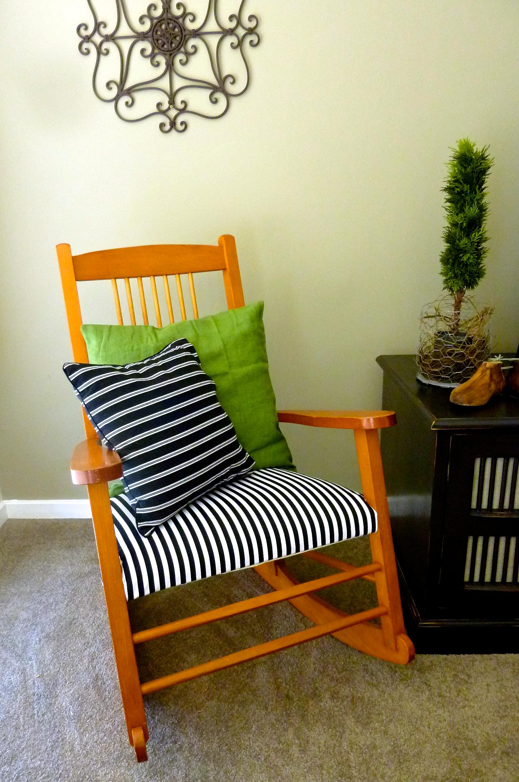 grandma rocking chair staples hardwood floor mat get outta yer