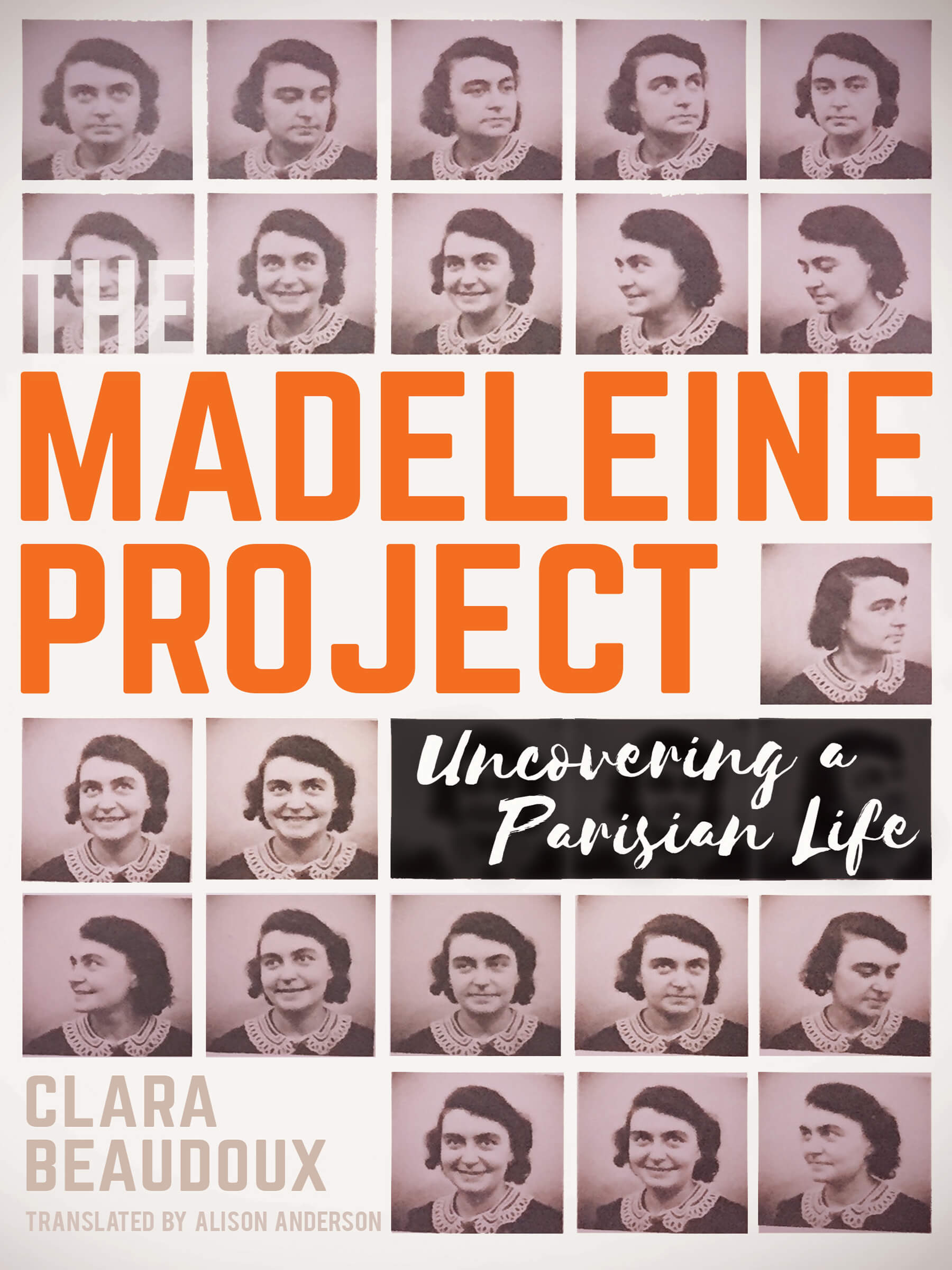 Image result for the madeleine project  book