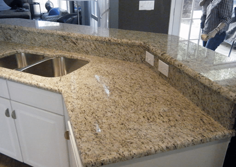 discounted kitchen cabinets free standing cupboards giallo ornamental granite at discount prices in boston ...