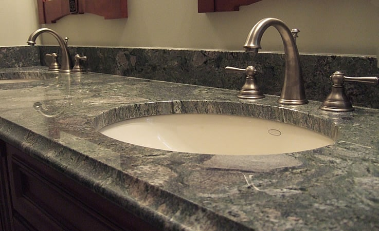 Are Granite Countertops For Bathroom Vanity The Best