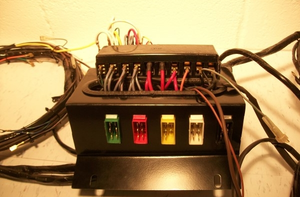 7 point wire harness 7 blade wire harness 7 point wiring harness | comprandofacil.co