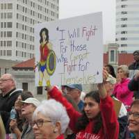 Pro-Life Crowd Flocks to Rally in Richmond