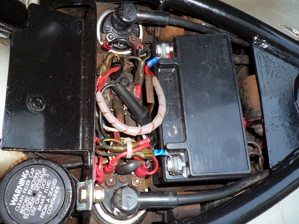 Image About Wiring Diagram On 1973 Triumph Bonneville Wiring Diagram
