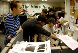College Newsroom