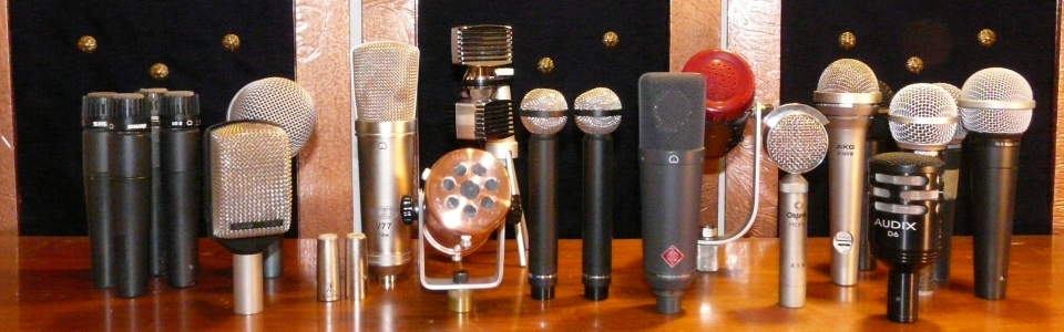 Mic Collection 1