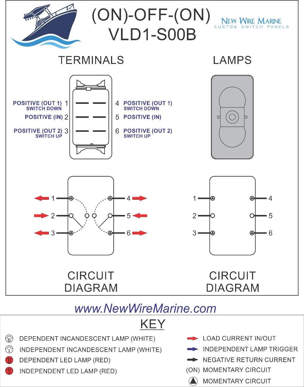 medium resolution of hatch rocker switch