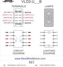 vld2 rocker switch wiring diagram [ 923 x 1200 Pixel ]