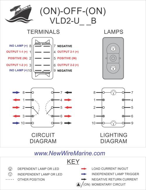 small resolution of vld2 rocker switch wiring diagram