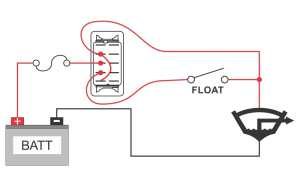 How to wire a bilge pump | ONOFF bilge switch | New Wire