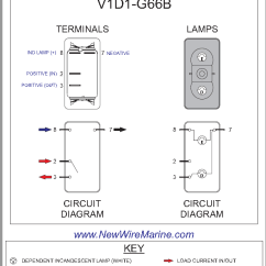 Led Boat Light Wiring Diagram Rover 25 Rear Fog Rocker Switch Diagrams New Wire Marine Download Pdf