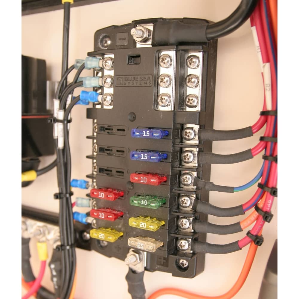 hight resolution of fuse box in boat wiring diagram expert boat wiring fuse panel boat wiring fuse box