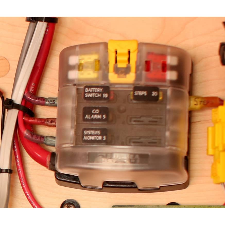 Wiring Diagrams Boat Battery