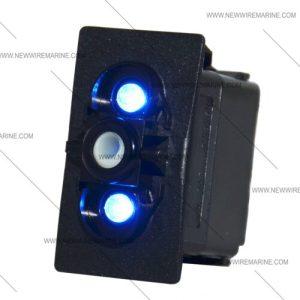 ONOFFON Backlit Rocker Switch | Carling VJD1 | New Wire Marine