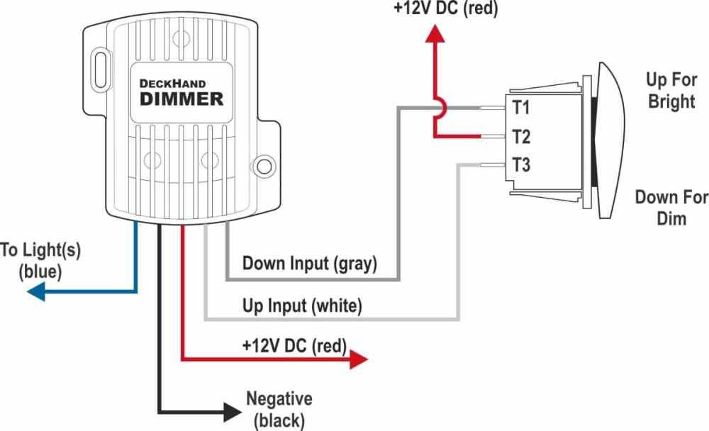 medium resolution of marine light dimmer