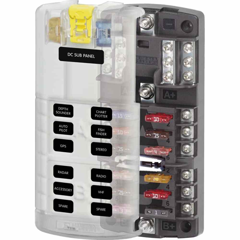 medium resolution of marine electronics fuse box wiring diagram name marine fuse panel diagram