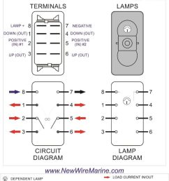 rocker switch wiring diagrams new wire marine selecta switch wiring diagram  for rocker contura switch wiring diagram