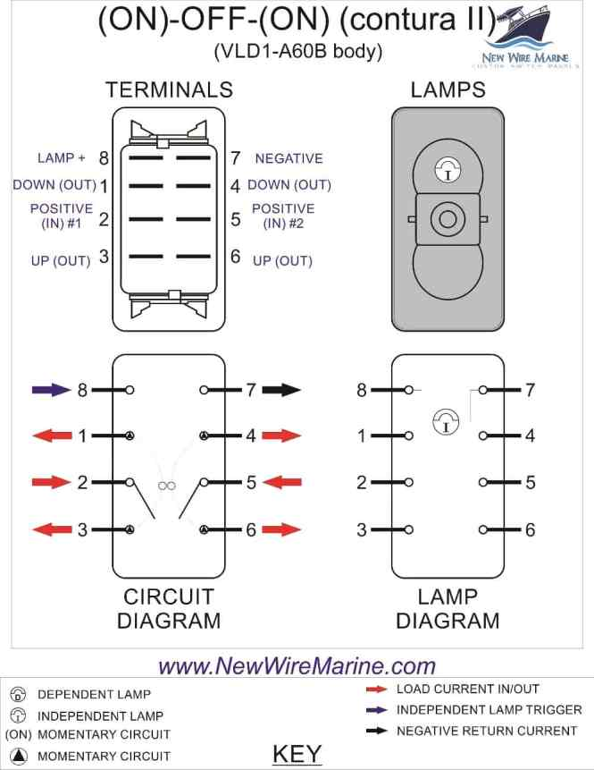 carling contura switch wiring diagram carling carling technologies toggle switch wiring diagram jodebal com on carling contura switch wiring diagram