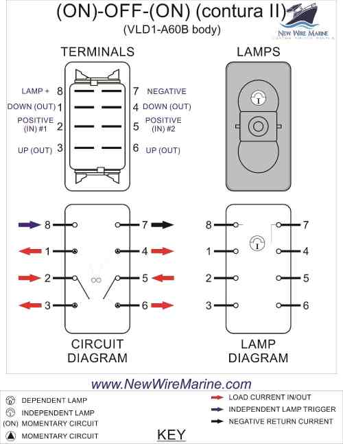 small resolution of momentary rocker switch wiring diagram