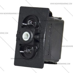 ONOFF Backlit Boat Rocker Switch | Carling V1D1 | New Wire Marine
