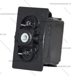 carling double light replacement rocker switch [ 1200 x 1200 Pixel ]