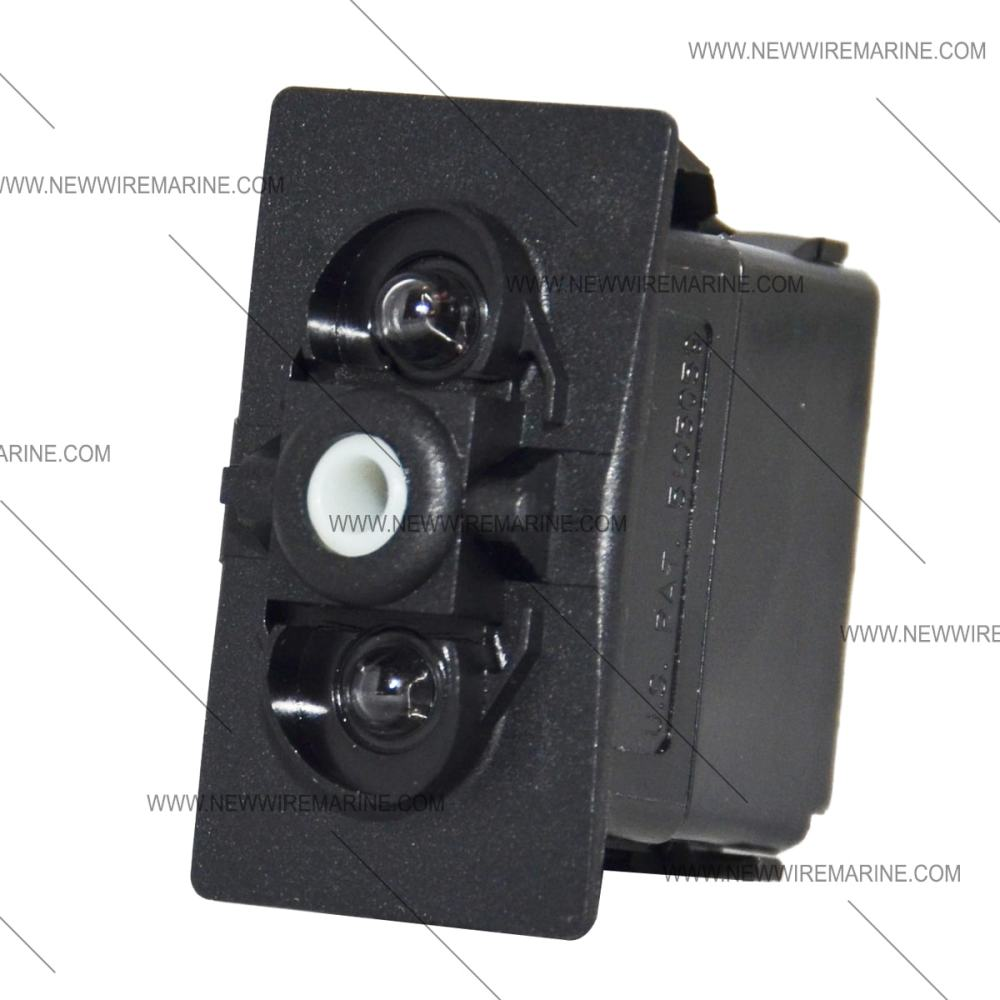 medium resolution of carling double light replacement rocker switch