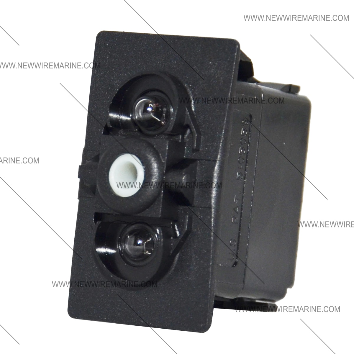hight resolution of carling double light replacement rocker switch