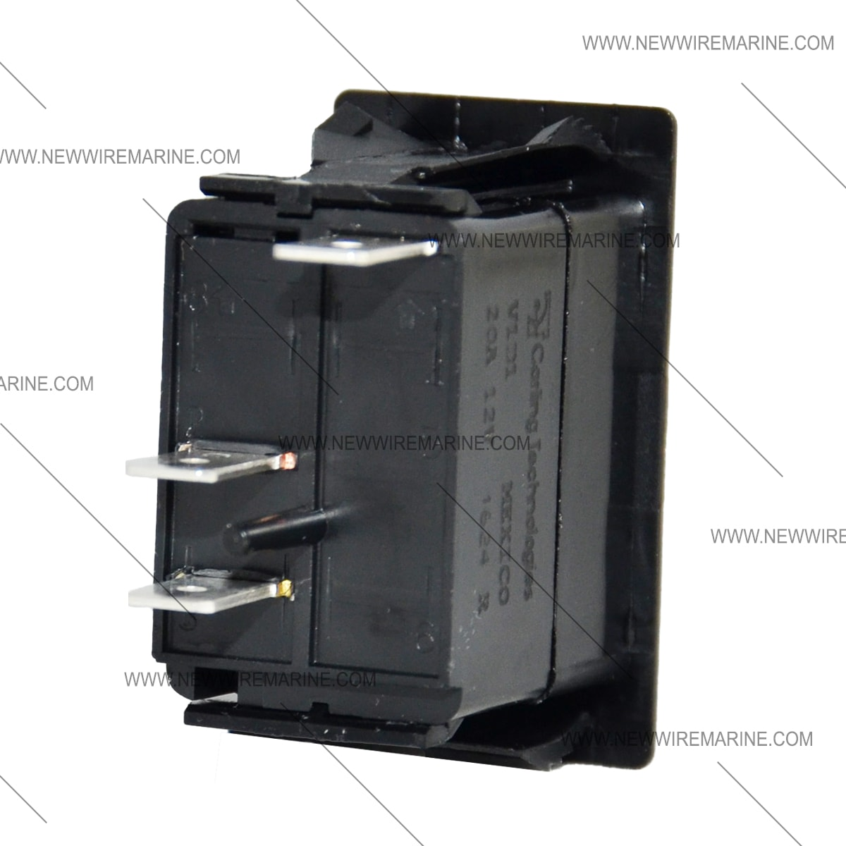 wiring diagram for light bar rocker switch seat ibiza 6l on off marine carling v1d1 new wire