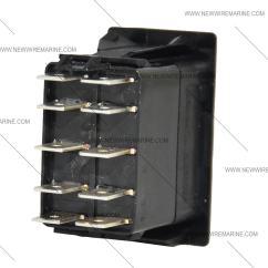 Illuminated Marine Rocker Switches Emg 89 Pickup Wiring Diagram Bilge Auto Man Switch Contura V