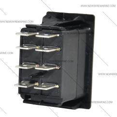 Jack Plate Wiring Diagram 7 Wirbel Illuminated Rocker Switch Contura V Backlit