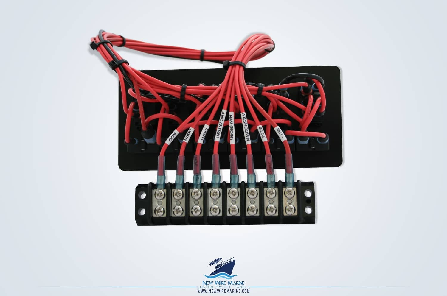 boat stereo wiring diagram 1 phase contactor with overload block for great installation of how to wire a beginners guide diagrams new marine rh newwiremarine com schematics