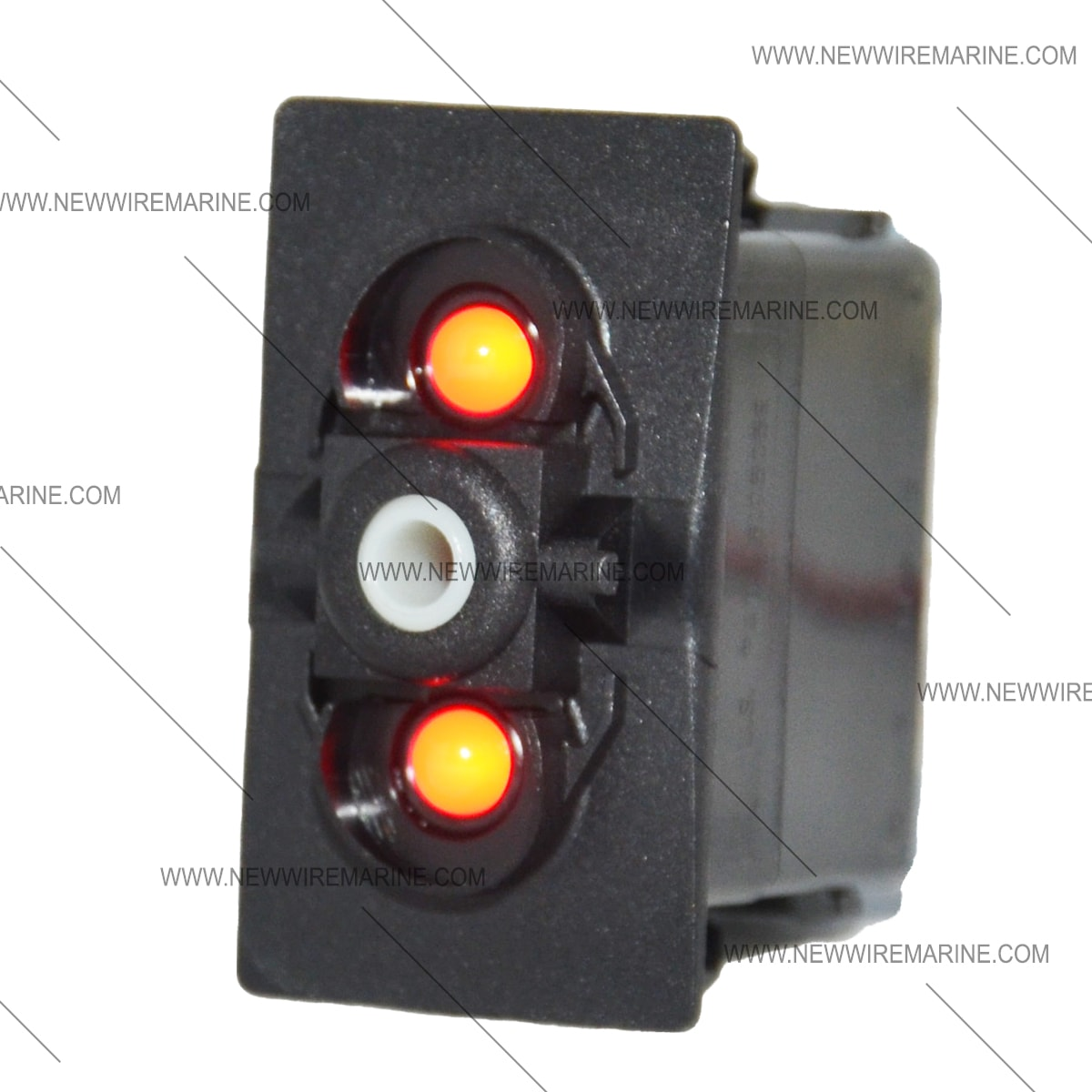lighted rocker switch diagram 2010 f150 trailer wiring on off backlit red led new wire marine